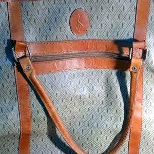 Yves St Laurent Duffel Bag
